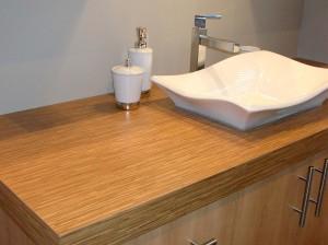 Sink, faucet - Detail