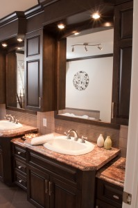 Bathroom cabinets - Vanity