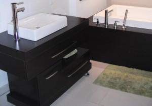 Armoires de salle de bain - Vanité
