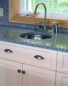 Kitchen - Second sink