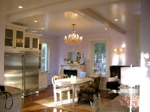 Dining room - Romantic