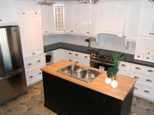 Showroom - Kitchen