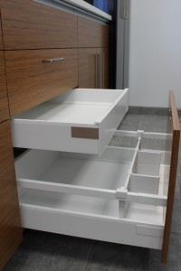 Drawers Organisation